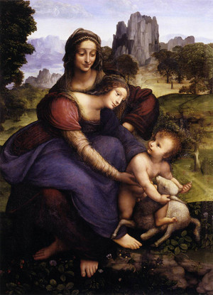 Francesco_melzi_st_anne_with_the_vi