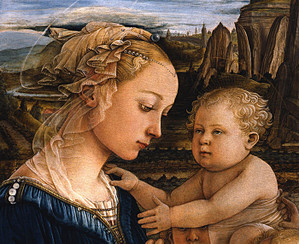 Filippo_lippi_madonna_and_child_w_2