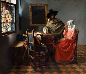 Vermeer_wine_glass