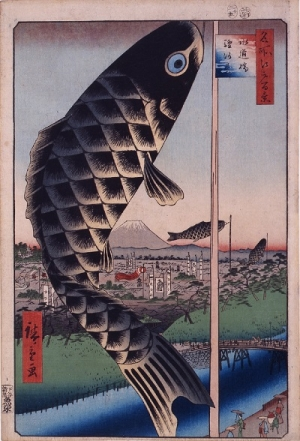 Hiroshige-meishhoedo-suidobashi-etm