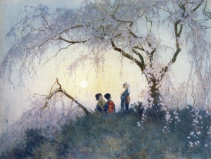Yoshidahiroshi-kumoizakura-1899